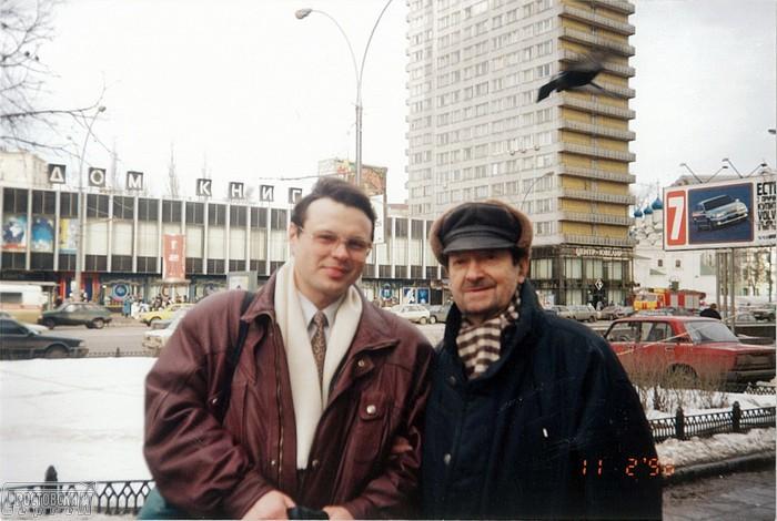 Бард, исполнитель авторской песни, Сергей Ростовский, Георгий Вицын, народный артист СССР