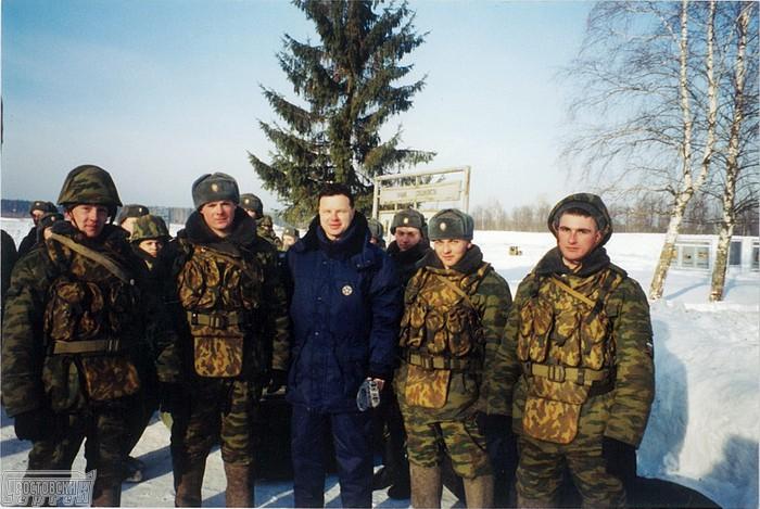 Военные сборы Сергея Апатенко