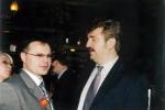 Сергей Ростовский и руководитель программы моя семья Комиссаров