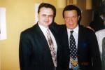 Сергей Ростовский и Иосиф Кобзон