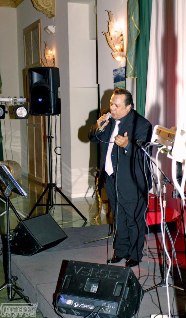 Выступление Робертино Лорети