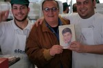 Robertino Loreti презентует книгу-автобиографию своим друзьям